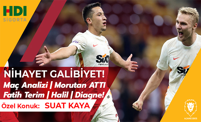 Galatasaray 2-1 Göztepe