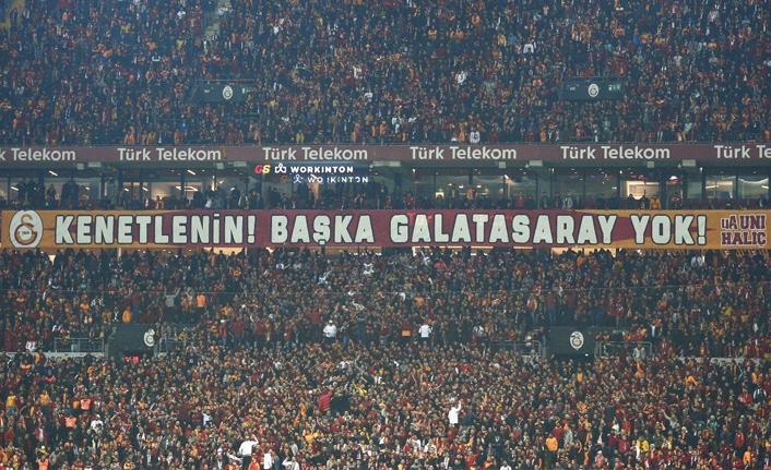 Galatasaray'da 'çağdışı' tepkisi!