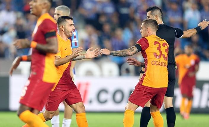 Galatasaray'da Lazio öncesi 4 eksik