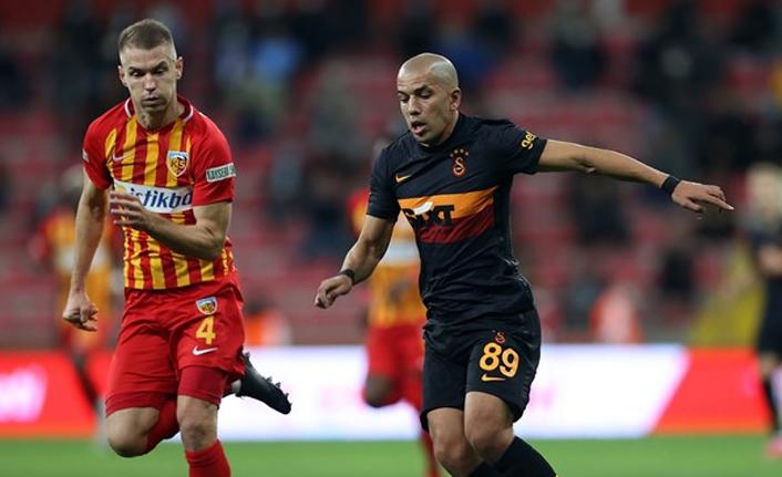Kayserispor 3-0 Galatasaray | KARANLIK GECE!