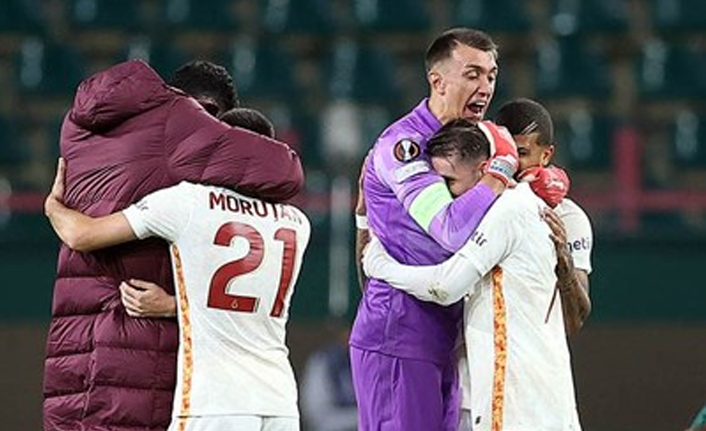 Galatasaray'a Avrupa'dan dev gelir