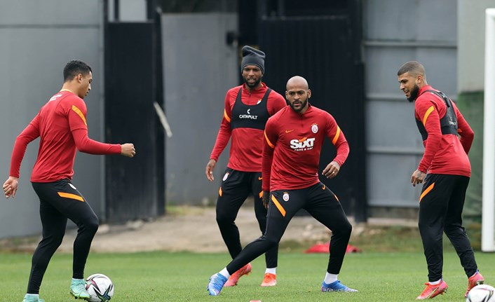 Galatasaray'da geçilmez ikili: Marcao - Nelsson!