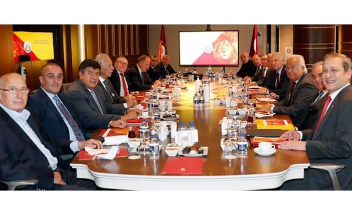 Galatasaray İstişare Komitesi ilk toplantısı yapıldı