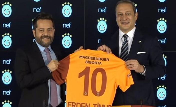 Galatasaray tarihinin en büyük anlaşması imzalandı!