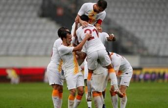 Bordeaux 1 - 3 Galatasaray