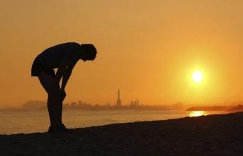 Hava sıcaklıkları insan sınırlarını zorluyor:...