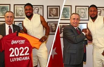 Mustafa Cengiz ve Christian Luyindama'dan açıklamalar