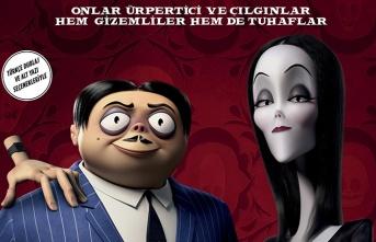 Addams Ailesi'nden Türkçe Afiş!
