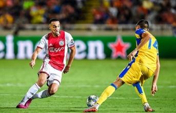 Ajax turu Amsterdam'a bıraktı