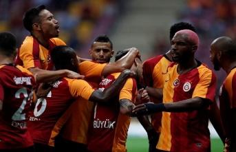 Galatasaray 2 - 1 Panathinaikos