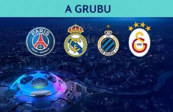 Galatasaray'ın Şampiyonlar Ligi'ndeki...