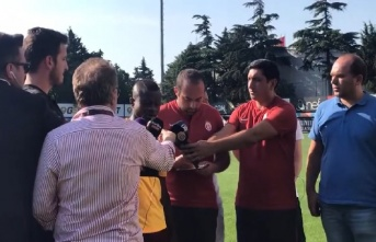 Seri: Galatasaray gibi büyük bir kulüp sizi istediği...