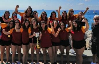 Sutopu Kadın A Takımımız Türkiye Şampiyonu