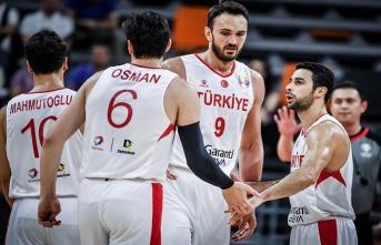12 Dev Adam FIBA Dünya Kupası'na mağlubiyetle...