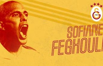 Feghouli, maaşına zam istediği iddiası ile ilgili...