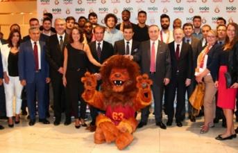 Galatasaray Doğa Sigorta yeni sezon lansmanı düzenlendi