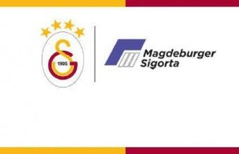 Galatasaray ile Magdeburger Sigorta sponsorluk anlaşması...
