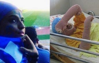 Genç kadın maç izlediği için hapis cezasına...