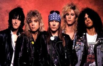Guns N' Roses geri dönüyor: Yeni albüm hazırlıkları...