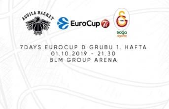 Maça doğru | Dolomiti Energia Trento – Galatasaray...
