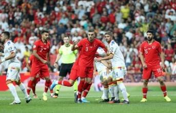 Milliler Andorra'yı tek golle devirdi