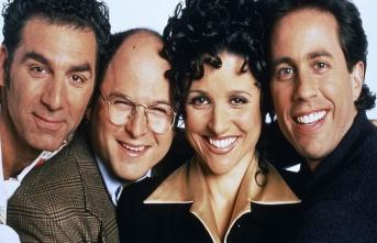 Netflix'ten yeni hamle: Seinfeld'in bütün...