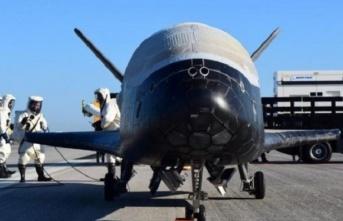 ABD'nin gizemli uzay uçağı iki yıllık gizli...