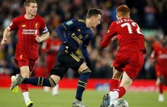 Anfield Road'da tarihe geçen 90 dakika! Liverpool:...