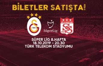 Demir Grup Sivasspor maçı biletleri satışta