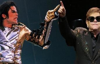 Elton John, Michael Jackson için 'Tahammül edemiyordum'...