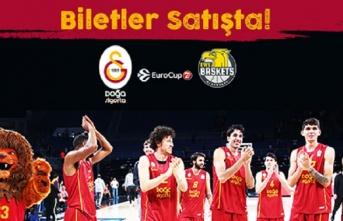 EWE Baskets Oldenburg maçı biletleri satışta