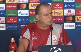 """Fatih Terim: """"Bu maç grubun en kritik maçı"""""""