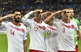 Fransa, asker selamı nedeniyle UEFA'dan Türkiye'ye...