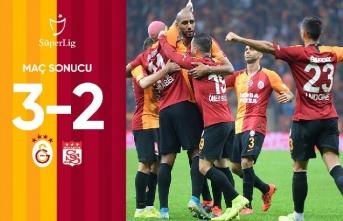 Galatasaray 3-2 Demir Grup Sivasspor