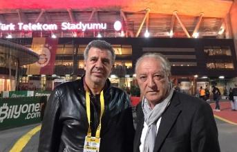 Galatasaray-Sivasspor Maç Önü (Fatih Terim'in...