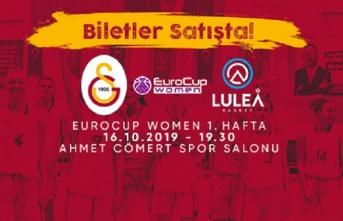 Lulea BBK maçı biletleri satışta