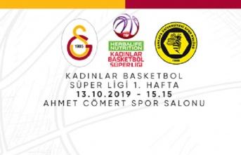 Maça doğru | Galatasaray - Çankaya Üniversitesi