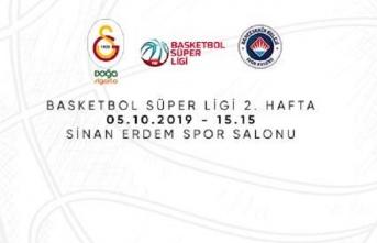 Maça Doğru | Galatasaray Doğa Sigorta - Bahçeşehir...