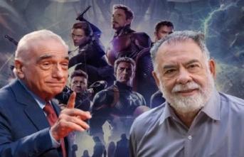 Marvel kavgasına Baba filmlerinin yönetmeni Francis...