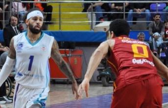 Meksa Yatırım Afyon Belediyespor 67 - 68 Galatasaray...
