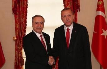 Mustafa Cengiz'den Recep Tayyip Erdoğan'a ziyaret