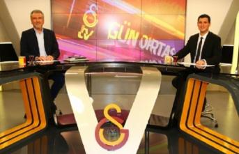 Ömer Yalçınkaya Galatasaray Televizyonu'na...