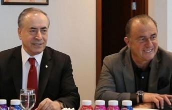 Başkan Mustafa Cengiz ve Fatih Terim buluştu!