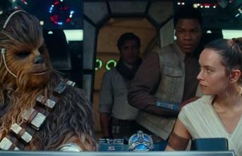 Star Wars: Skywalker'ın Yükselişi filminin fragmanı...