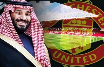 Suudi Arabistan Veliaht Prensi Salman'dan Manchester...