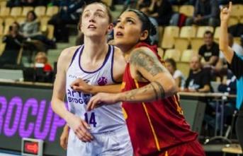 Artego Bydgoszcz 79 - 75 Galatasaray