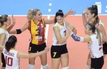 Aydın Büyükşehir Belediye 1-3 Galatasaray HDI...