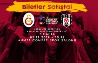 Beşiktaş TRC İnşaat maçı biletleri satışta