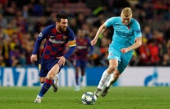 Camp Nou'da gol sesi çıkmadı! Barcelona 0-0...