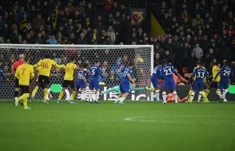 Chelsea üst üste 5. galibiyetini aldı